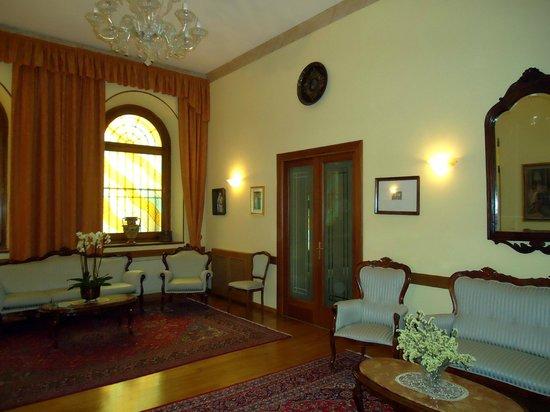 Casa di Santa Brigida : lobby