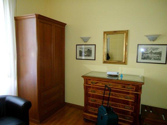 Casa di Santa Brigida : our room