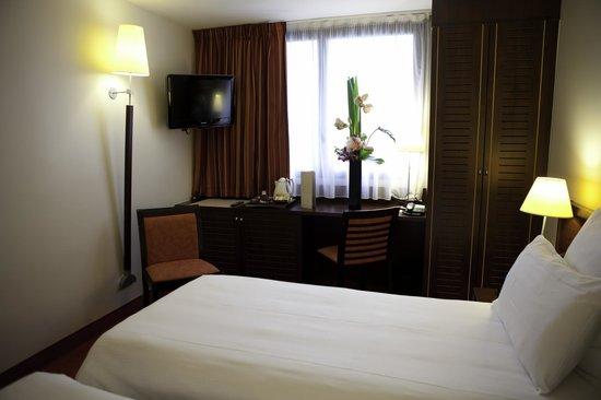 Hotel Concorde Montparnasse: Chambre Supérieure Twin