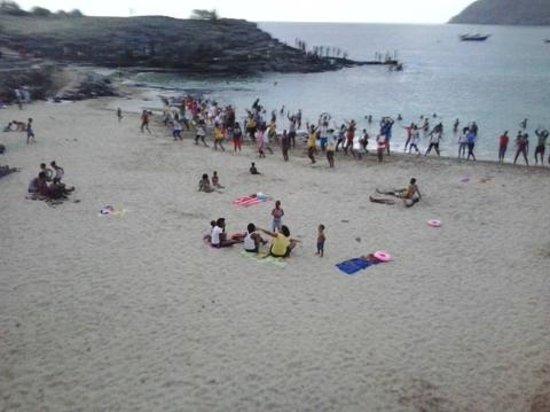 Pensao Mama - Lanchonete Mira Mar: Beach - smaller one