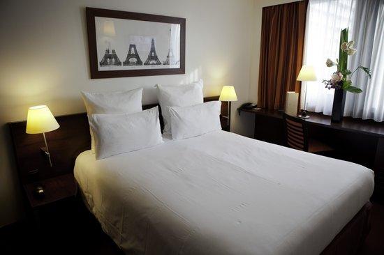 Hôtel Concorde Montparnasse: Chambre Classique
