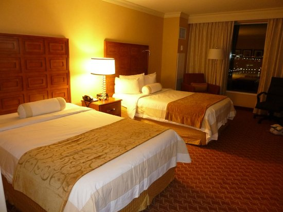 Baltimore Marriott Waterfront: The Room