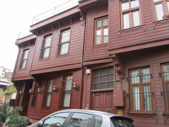 Ottoman Elegance Hotel : Front