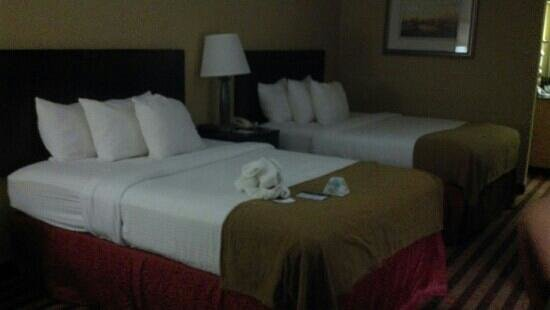 BEST WESTERN Flagship Inn: Immaculate rooms!