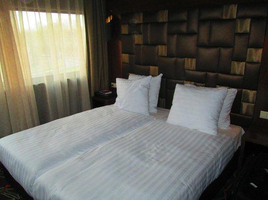 XO Hotels Park West: Beds