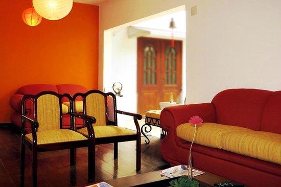 Adepta Hostel: Sala de convivência