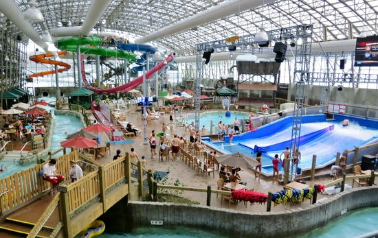 Jay Peak Resort: the water park