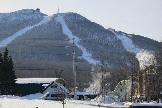Jay Peak Resort: one of the mountains
