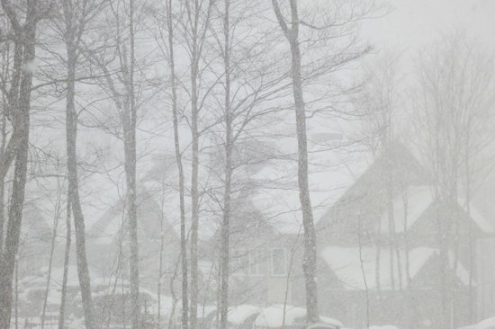 Jay Peak Resort: bad weather