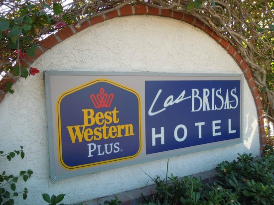 BEST WESTERN PLUS Las Brisas Hotel: welcome!