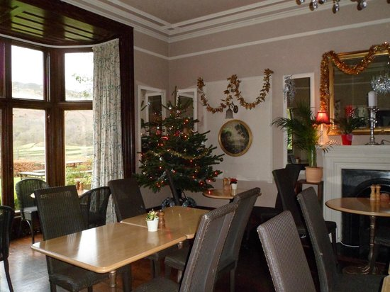 The Lancrigg: Dining Room