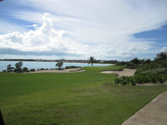 Grand Isle Resort & Spa: Golf course