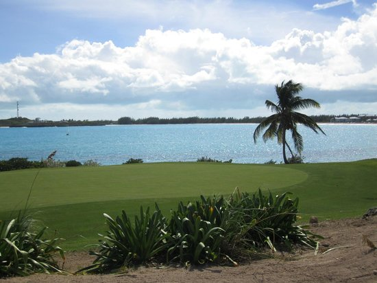 Grand Isle Resort & Spa: Beautiful golf course