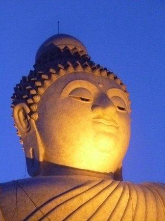 تمثال بودا الكبير بـ فوكيت: Big Buddha