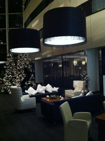 Van der Valk Hotel Rotterdam-Blijdorp: salon