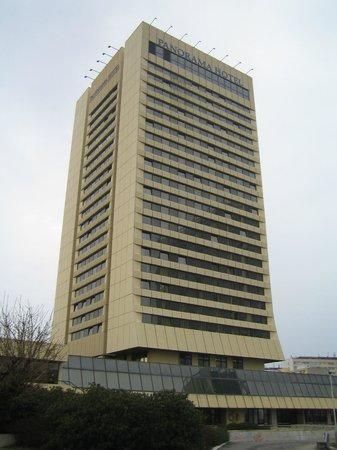 فندق بانوراما براغ: Hotel Panorama 