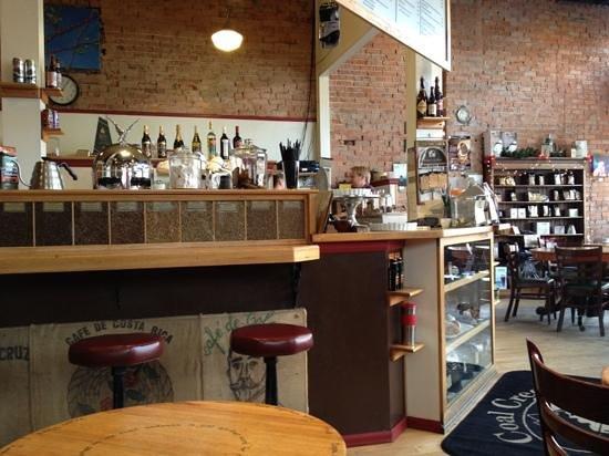 Coal Creek Coffee : Beatnik style coffee house