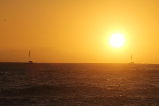 Kauai Beach Resort: Napali Coast Sunset