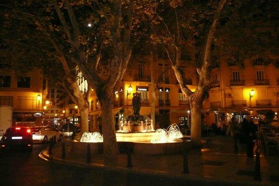 Ayre Hotel Astoria Palace: botet