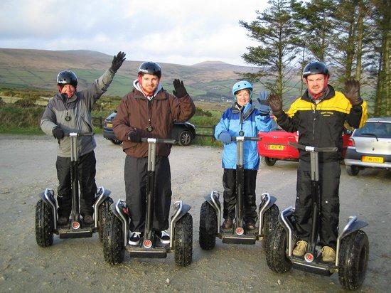 Segway Isle of Man: Blackburns in Conrhenny