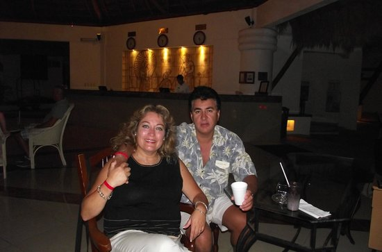 Real Playa del Carmen: Hotel Lobby