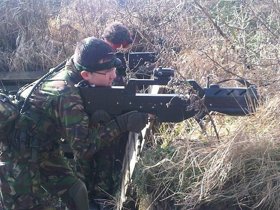 Battlefield LIVE Pennine: Great for Cadets, Scouts and Youth Groups!