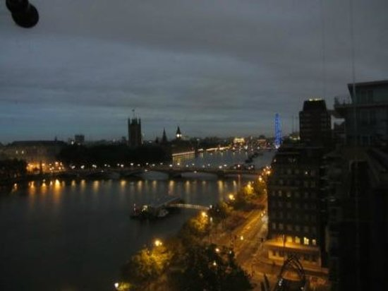 Park Plaza Riverbank London: Night View