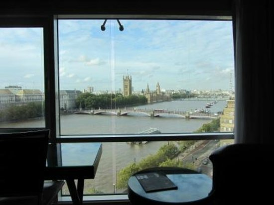 Park Plaza Riverbank London: View from Room