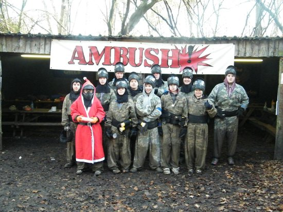 Ambush Paintball: Great Day Out - thanks!