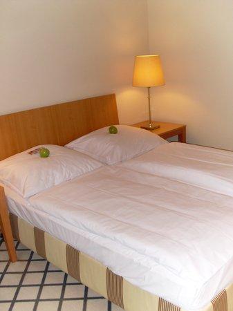 Relexa Hotel Stuttgarter Hof : Zimmer Schlafbereich