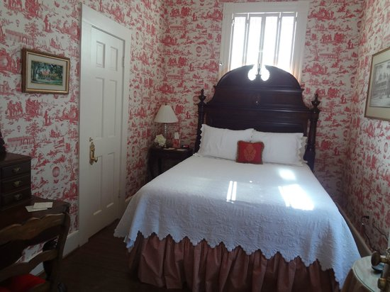 Maison Louisiane Historic Bed and Breakfast: Lausset Room