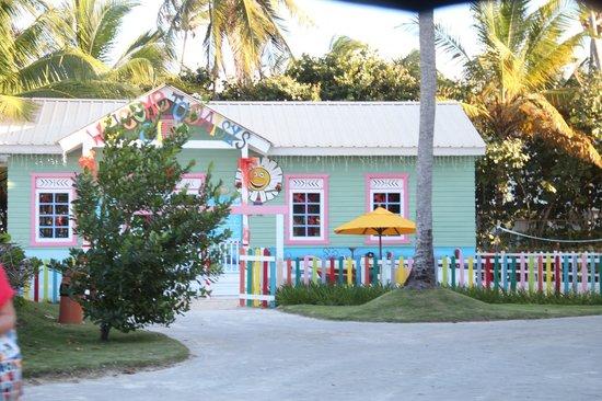 Ocean Blue & Sand: Daisy Club