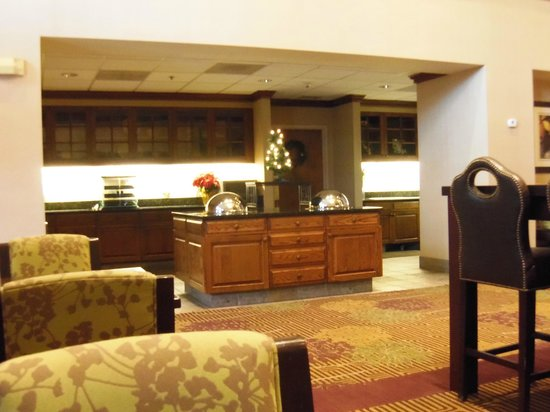 Homewood Suites by Hilton Minneapolis - Mall of America: Food service area