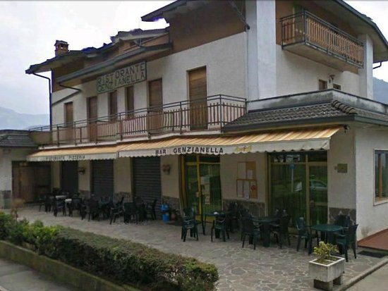 Bracca, Италия: La Genzianella