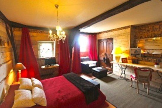 Villa Hedonia : chambre épicéa