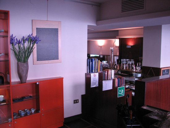 Sottosopra Bar Tea Room : interno