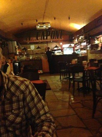 AlCapone's Club Restaurant Ostrava