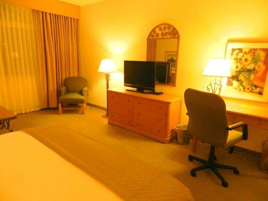 Hilton Santa Cruz / Scotts Valley: Standard King