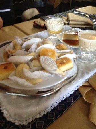 Arabe Gourmet : ricos postres