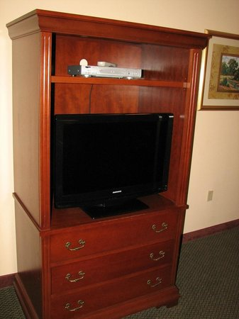 Resort at Governor's Crossing: Living room tv / DVD player