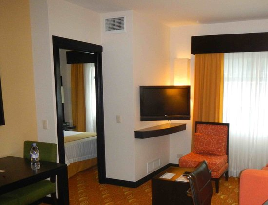 Residence Inn San Jose Escazu: Living Room