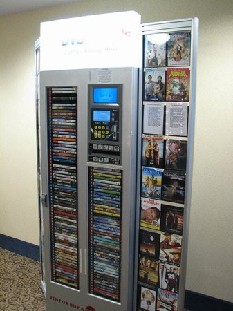 Resort at Governor's Crossing: DVD rentals