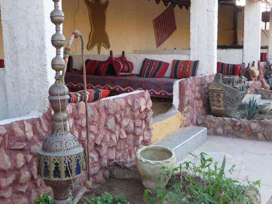 Bedouin Moon Village: rondom het zwembad