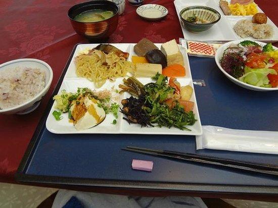 Hotel Ryugu: 朝食のバイキング~
