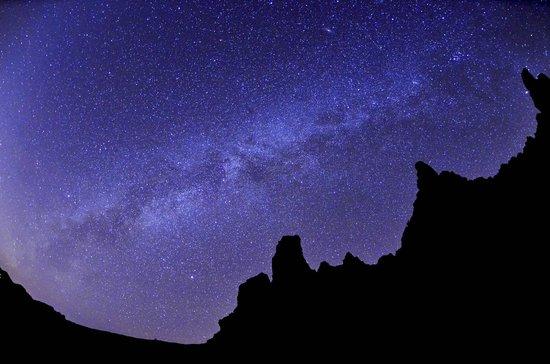 Parador de Canadas del Teide : Milky Way