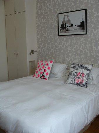 ลาวิลลา ปารีส: Bastille Room