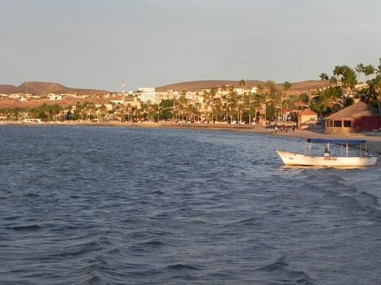 Las Gaviotas Resort: La Paz