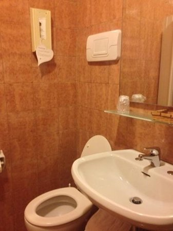 Best Western Hotel Liberta: bagno