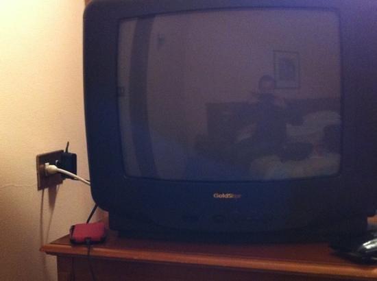 Hotel della Torre: tv d'epoca