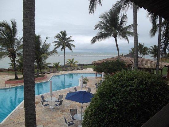 Saint Tropez Praia Hotel: Vista da sacada